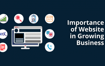Importance of Website in Growing Business