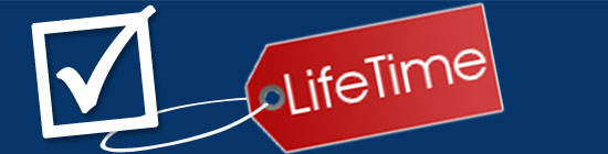life time discount guarantee